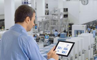 automatizacion de fabricas