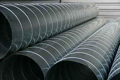 tuberias para climatizacion industrial en alcala de henares