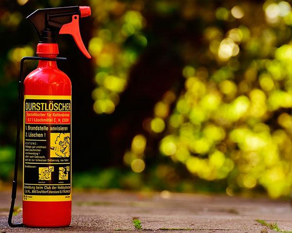 sistemas de prevencion de incendios
