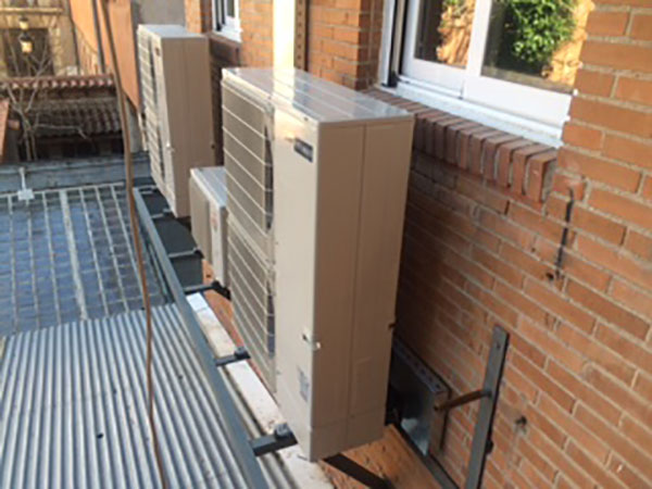 instalaciones de aire acondicionado en Alcalá de Henares