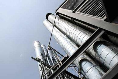 climatización industrial en Alcalá de Henares