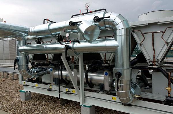 mantenimiento de sistemas de climatización industrial