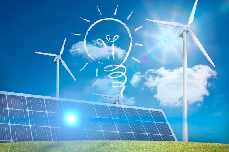 sistemas de energía solar conectados a la red