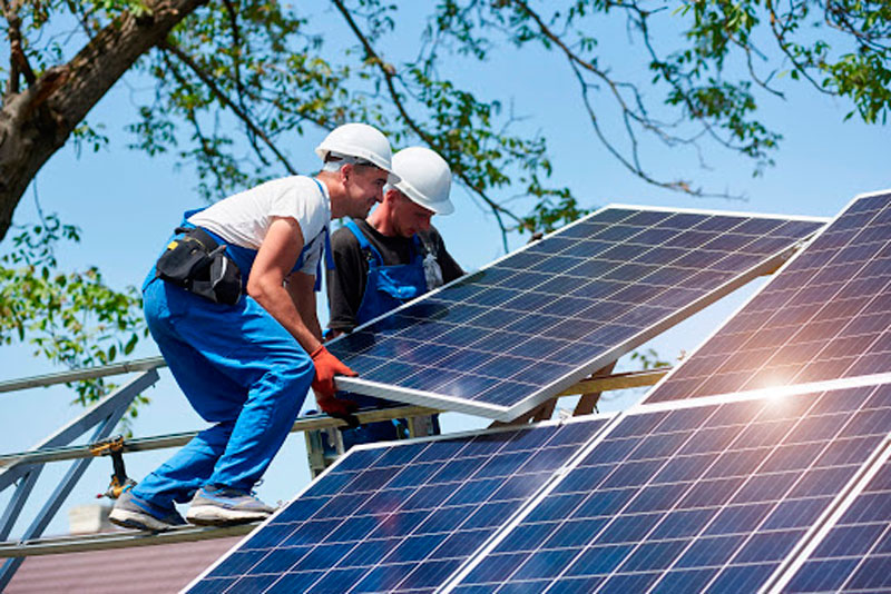 Instalar placas solares en tu residencia