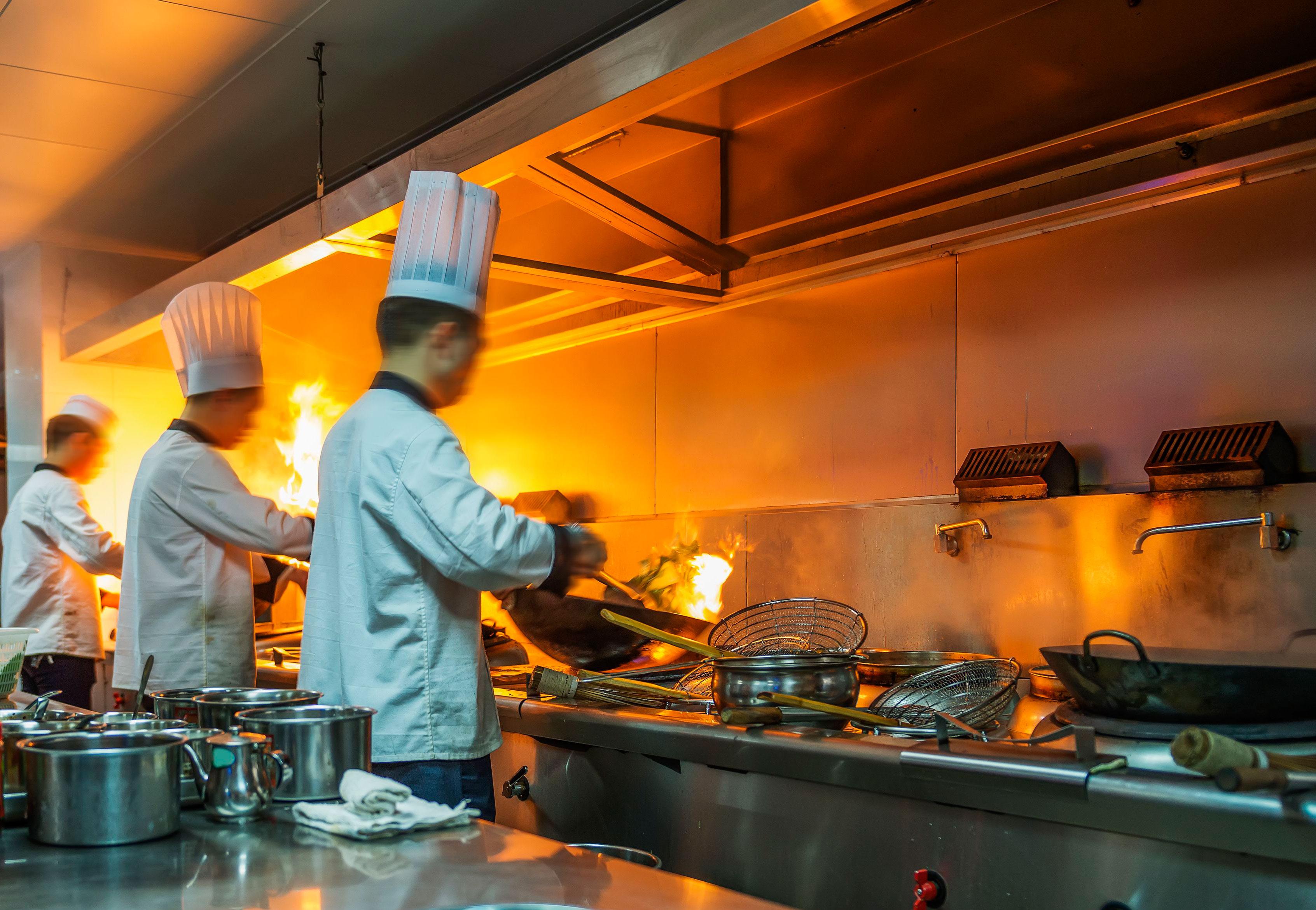 seguridad contra incendios para negocios de hostelería